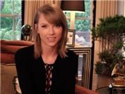 VIDEO: Khám phá ngôi nhà tuyệt đẹp và nghe Taylor Swift tiết lộ chuyện đời tư