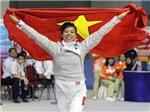 'Đệ nhất kiếm chém' Đông Nam Á Nguyễn Thị Lệ Dung