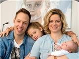 Kim Clijsters sắp sinh con thứ ba