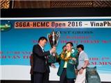 Andrew Hùng Phạm vô địch giải golf TP.HCM mở rộng