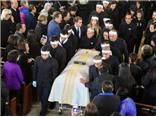 Thư châu Âu: Câu chuyện về một đám tang buồn