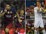 Cuộc đua Giày vàng châu Âu: Chuyện của Ronaldo, Suarez, Higuain và Lewandowski