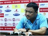 HLV Trương Việt Hoàng: 'Nếu thắng Bình Dương, Hải Phòng sẽ mơ vô địch'