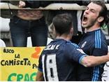 Vallecano 2-3 Real Madrid: Bale rực sáng, Real lại tạo sức ép khủng khiếp lên Barca
