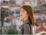 Song Hye Kyo sau 'Hậu duệ mặt trời': 'Đã đến tuổi lấy chồng nhưng tôi thấy mình nghiêng ngả'