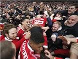 Man United lọt vào chung kết cúp FA: Hóa ra, Van Gaal vẫn mang lại xúc cảm