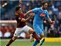 Roma 1-0 Napoli: Napoli 'giương cờ trắng', Juve VÔ ĐỊCH sớm 3 vòng đấu