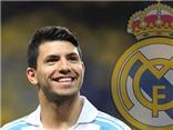 Hàng công Man City: Đừng so sánh Aguero với Ronaldo nữa