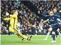 Man City 0-0 Real Madrid: Không Ronaldo, Real bất lực trước tài năng của Joe Hart
