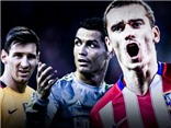 CẬP NHẬT tin tối 27/4: 'Griezmann cùng đẳng cấp với Messi và Ronaldo'. Man United muốn đổi Depay lấy Mane