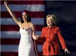 Sao Hollywood hậu thuẫn bà Hillary Clinton làm tổng thống Mỹ