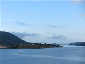 Chùm ảnh du lịch: Tuyệt đẹp vịnh hẹp ở Na Uy