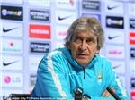 Manuel Pellegrini: 'Vì Premier League, Man City gặp khó ở Champions League'