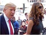 Bà Trump nổi đóa vì bị săm soi từ 'bộ ngực vĩ đại' đến đời tư