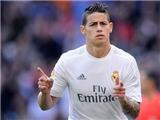 21 giờ, 30/4, sân Anoeta, Real Sociedad - Real Madrid: Khi Zidane phải nhờ cậy James Rodriguez