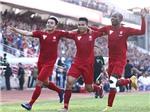 TRỰC TIẾP vòng 8 V-League 2016: Nsi của Bình Dương dính thẻ vàng