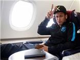 Bị phong tỏa tài sản, Neymar vẫn tậu máy bay cá nhân