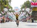 Kết thúc giải xe đạp HTV 2016: Trường Tài lập kỳ tích ở cuộc đua lịch sử