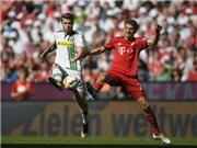 Bayern Munich 1–1 M'gladbach: Bayern phải hoãn tiệc đăng quang