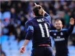 Real Sociedad 0-1 Real Madrid: Gareth Bale sắm vai người hùng, Real tạm dẫn đầu bảng