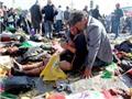 VIDEO: Đánh bom kép ở Thổ Nhĩ Kỳ, nhiều cảnh sát và dân thường thương vong