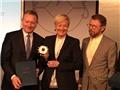 Eurovision được trao Huy chương Charlemagne vì đã đóng góp cho sự đoàn kết châu Âu