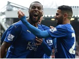 Man United 1-1 Leicester: Thầy trò Ranieri chờ chức vô địch lịch sử thêm... 1 ngày