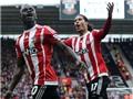 Southampton 4-2 Man City: Hat-trick của Mane giúp... Man United rộng cửa vào Top 4