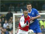 John Terry: 'Thierry Henry là tiền đạo tôi ngán nhất'