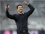 Diego Simeone: 'Chúng tôi loại hai đội mạnh nhất. Định mệnh đã chọn Atletico vô địch Champions League'