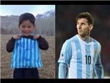 Fan của Messi phải rời quê hương do bị Taliban đe dọa