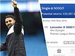 Leicester chưa thôi viết chuyện cổ tích