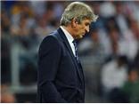 Pellegrini: 'Real chỉ ngang ngửa Man City. Chúng tôi quá đen đủi'