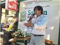 Nhà thơ Phan Hoàng vẽ chân dung người Sài Gòn