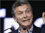 """Vụ rò rỉ """"Hồ sơ Panama"""": Tổng thống Macri bị điều tra"""