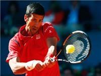 Tennis ngày 5/5: Djokovic khởi đầu thắng lợi. Nadal chơi tốt hơn nhờ khán giả