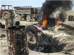 Sát hại hơn 30 binh sĩ Syria, IS chiếm lại giếng khí đốt