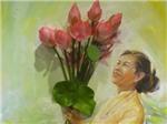 Chiêm ngưỡng vẻ đẹp hoa đất 3D Việt - Hàn