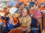 Thăm hỏi hỗ trợ gia đình ngư dân gặp nạn ở Hoàng Sa