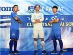 CLB futsal Việt Nam đầu tiên được nhận tài trợ