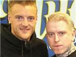 Jamie Vardy mất 7 tiếng săm mình để ăn mừng chức vô địch của Leicester