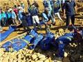 Lở đất tại khu khai thác ngọc ở Myanmar, 13 người thiệt mạng