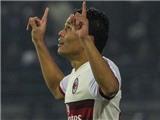 Bologna 0-1 Milan: Bacca giúp Milan nuôi hy vọng dự cúp châu Âu