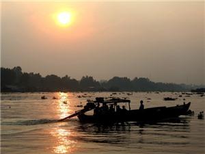 Câu chuyện du lịch: Xuôi dòng Cửu Long (kỳ 2)