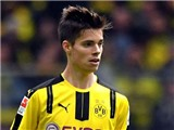 'Tiểu Xavi' của Dortmund lập kỷ lục ở Bundesliga
