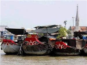 Câu chuyện du lịch: Xuôi dòng Cửu Long (kỳ 1)
