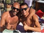 Bạn trai tin đồn của Cristiano Ronaldo bị bắt