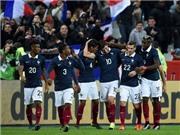 ĐT Pháp: Sức nặng trên đôi vai chủ nhà