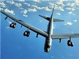 Máy bay B-52 của Không quân Mỹ rơi tại đảo Guam