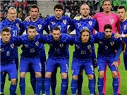 ĐT Croatia: Một ứng viên vô địch